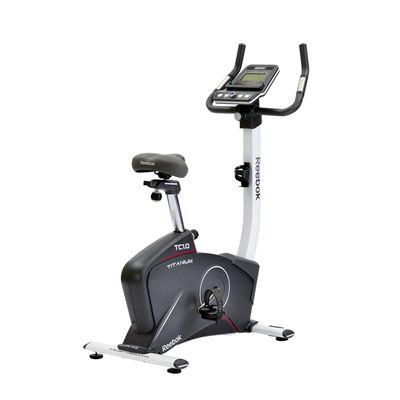 Reebok Titanium TC1.0 Exercise Bike - Angle View
