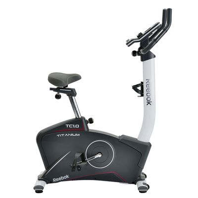 Reebok Titanium TC1.0 Exercise Bike - Side View