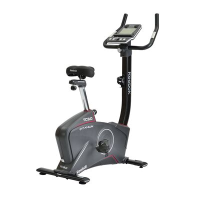 Reebok Titanium TC3.0 Exercise Bike Right Side View
