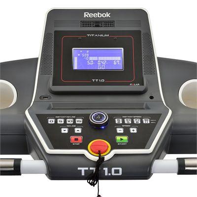 Reebok Titanium TT1.0 Treadmill - Console