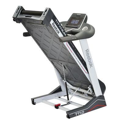 Reebok Titanium TT1.0 Treadmill - Folded