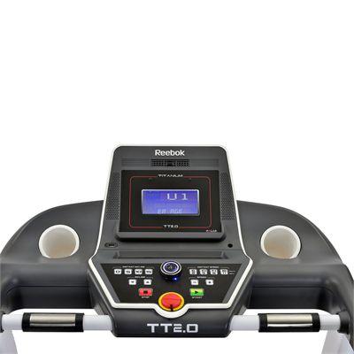 Reebok Titanium TT2.0 Treadmill - Console