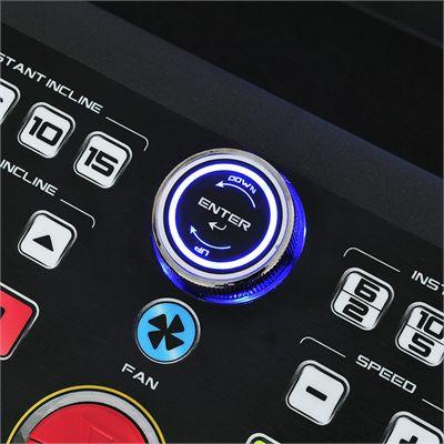 Reebok Titanium TT2.0 Treadmill - Zoomed