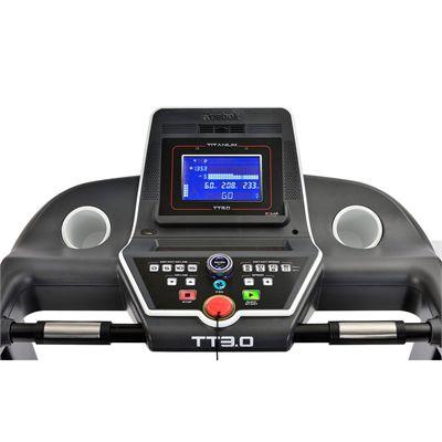 Reebok Titanium TT3.0 Treadmill - console image