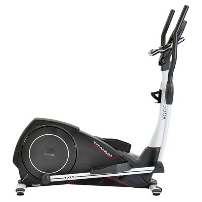 Reebok Titanium TX1.0 Elliptical Cross Trainer - Side
