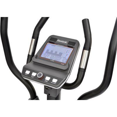 Reebok Titanium TX2.0 Elliptical Cross Trainer-Console