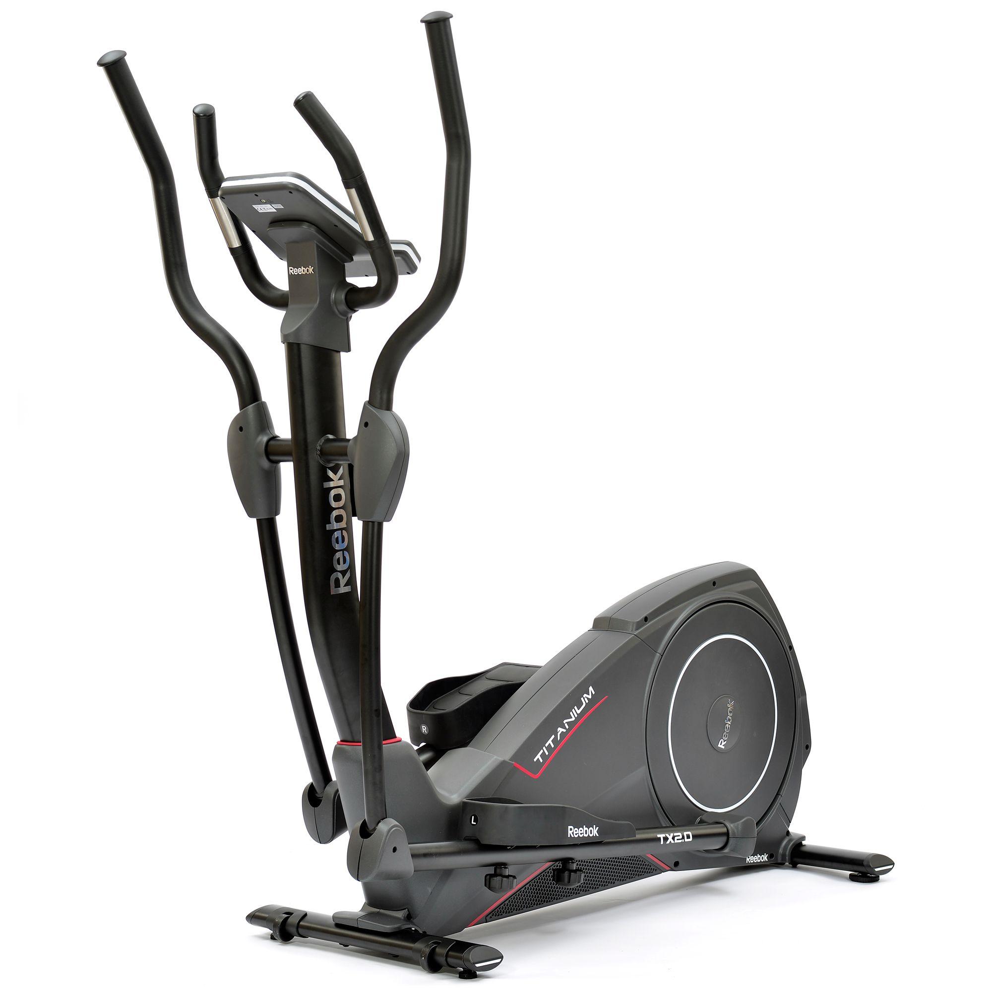 reebok elliptical machine