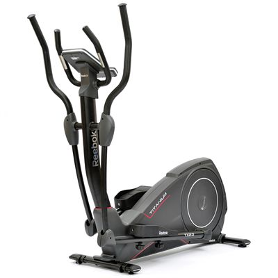 Reebok Titanium TX2.0 Elliptical Cross Trainer-Front Left