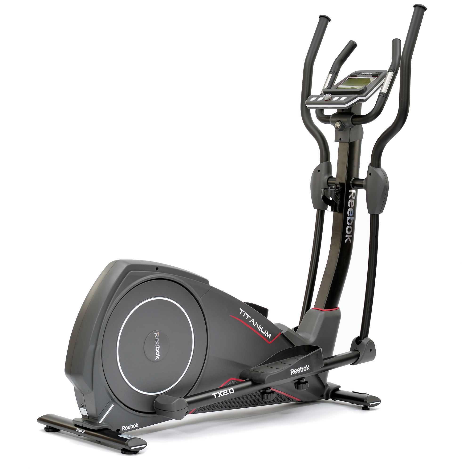 Reebok Titanium Tx2 0 Elliptical Cross Trainer Sweatband Com