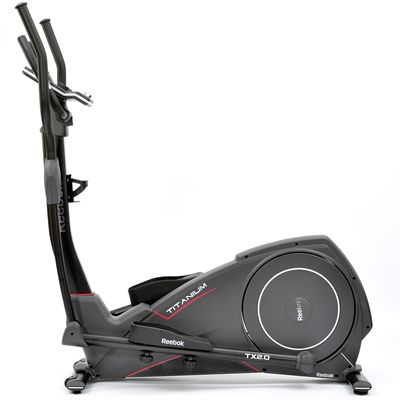 Reebok Titanium TX2.0 Elliptical Cross Trainer-Side Left