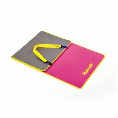 Reebok Tri-Fold Fitness Mat - Magenta