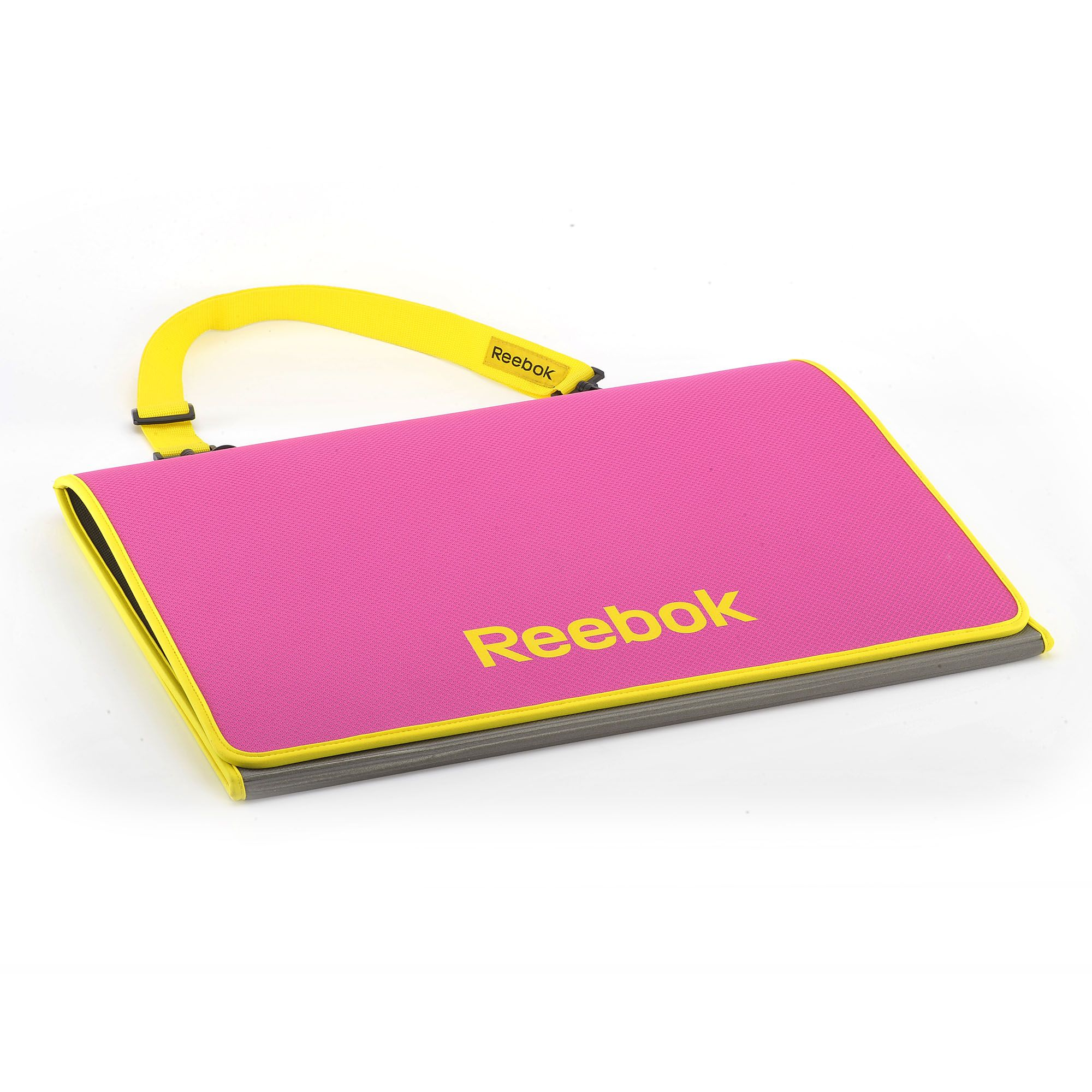 Reebok Tri Fold Fitness Mat Sweatband Com