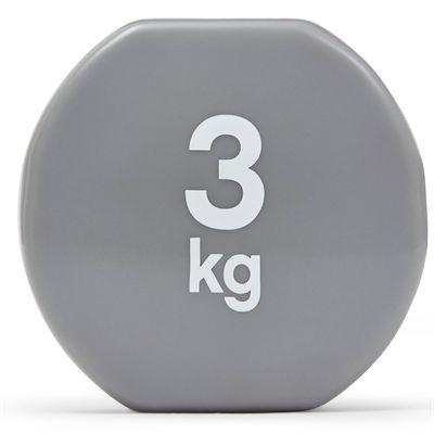 Reebok Vinyl Dumbbells - Pair 3kg - kgs