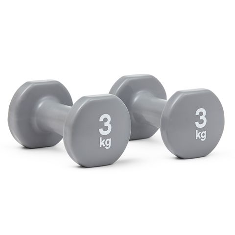 Reebok Vinyl Dumbbells - Pair