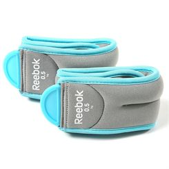 Reebok Womens Training 2 x 0.5kg Ankle Weights