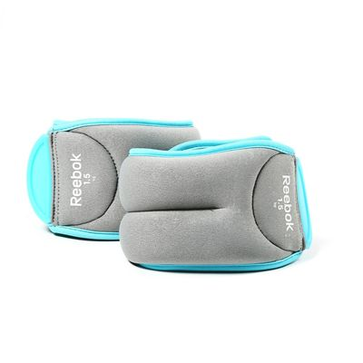 Reebok Womens Training 2 x 1.5kg Ankle Weights - Image 2