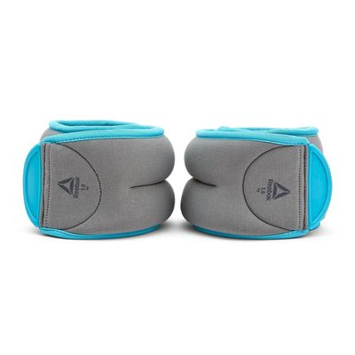Reebok Womens Training 2 x 1.5kg Ankle Weights - New