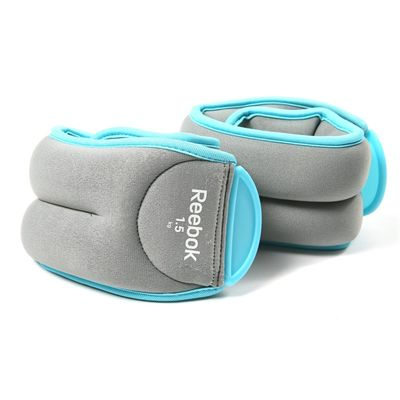 Reebok Womens Training 2 x 1.5kg Ankle Weights