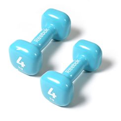 Reebok Womens Training 2 x 4kg Dumbbells