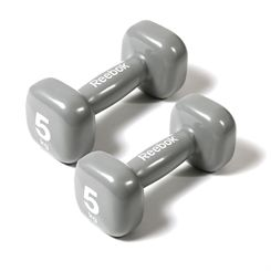 Reebok Womens Training 2 x 5kg Dumbbells
