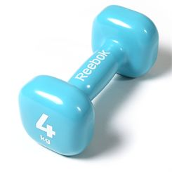 Reebok Womens Training 4kg Dumbbell