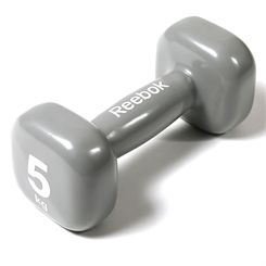 Reebok Womens Training 5kg Dumbbell