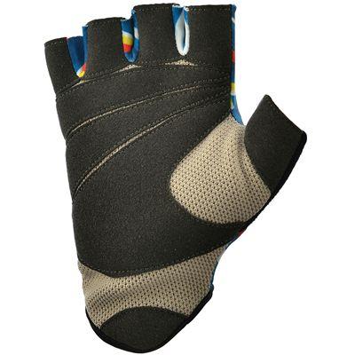 Reebok Womens Training Fitness Gloves-Multicolor-Bottom
