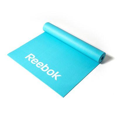 Reebok Womens Training Love Fitness Mat-Blue-Image