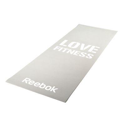 Reebok Womens Training Love Fitness Mat-Grey
