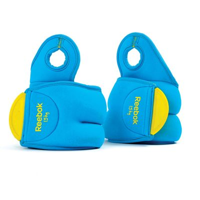 Reebok Wrist Weight 1.5kg - folded