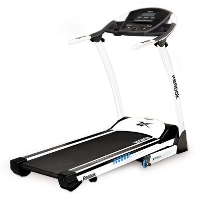 Reebok Z7 Treadmill White