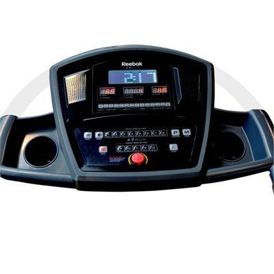 Reebok Z7 Treadmill White console