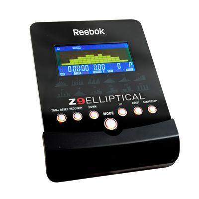 Reebok Z9 Elliptical Cross Trainer Black Console