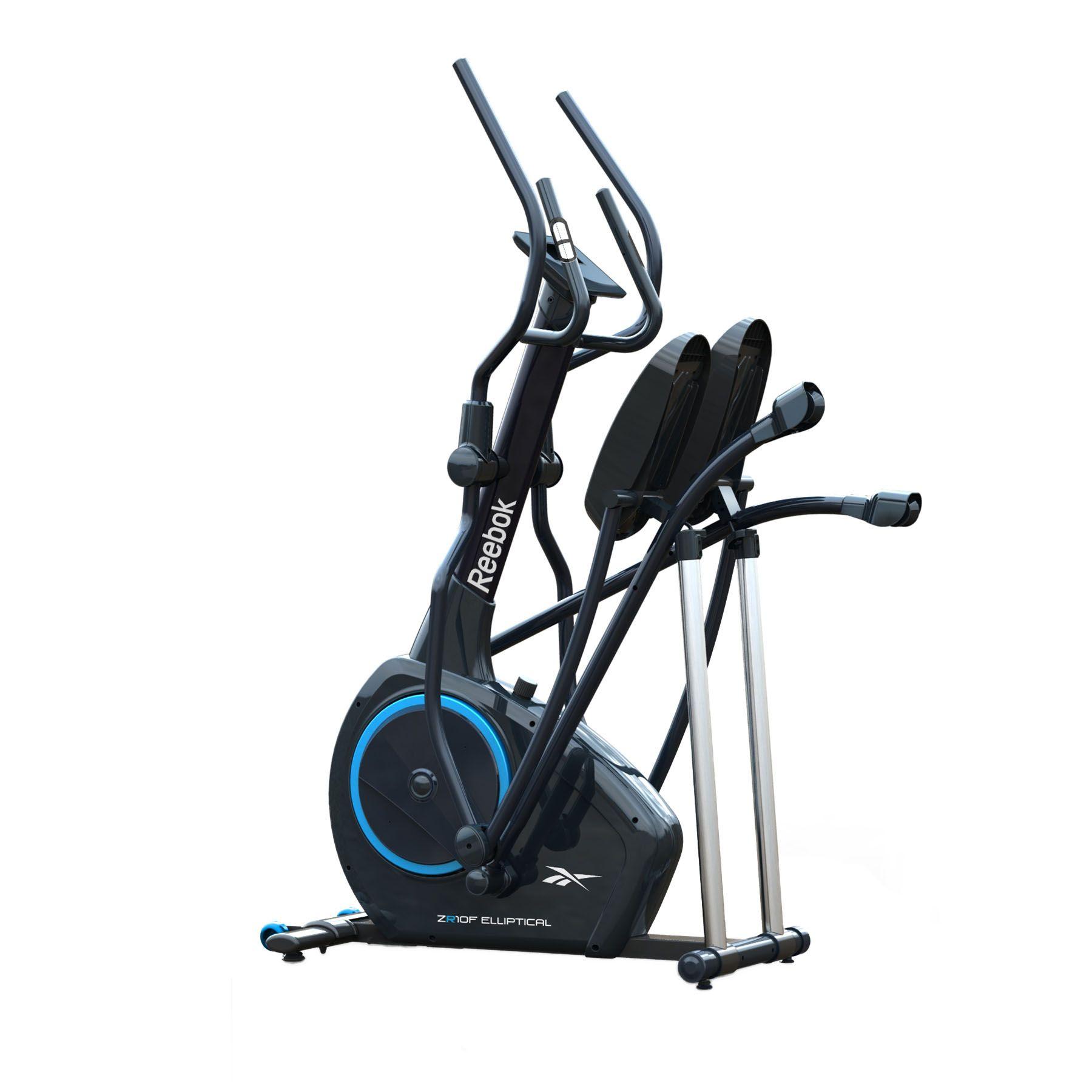Reebok Zr10f Elliptical Cross Trainer Sweatband Com