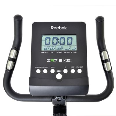 Reebok ZR7 Exercise Bike - Console