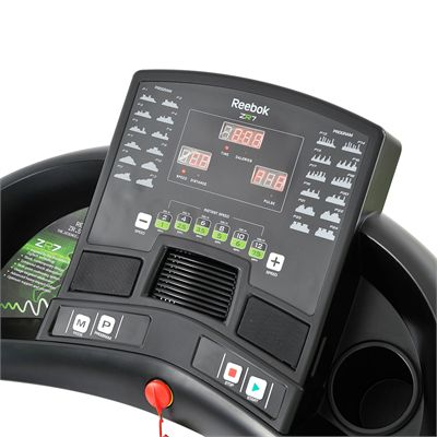 Reebok ZR7 Treadmill - Console