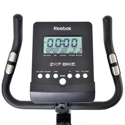 Reebok ZR7 Exercise Bike Console