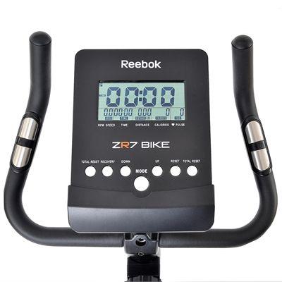 Reebok ZR7 Exercise Bike Console