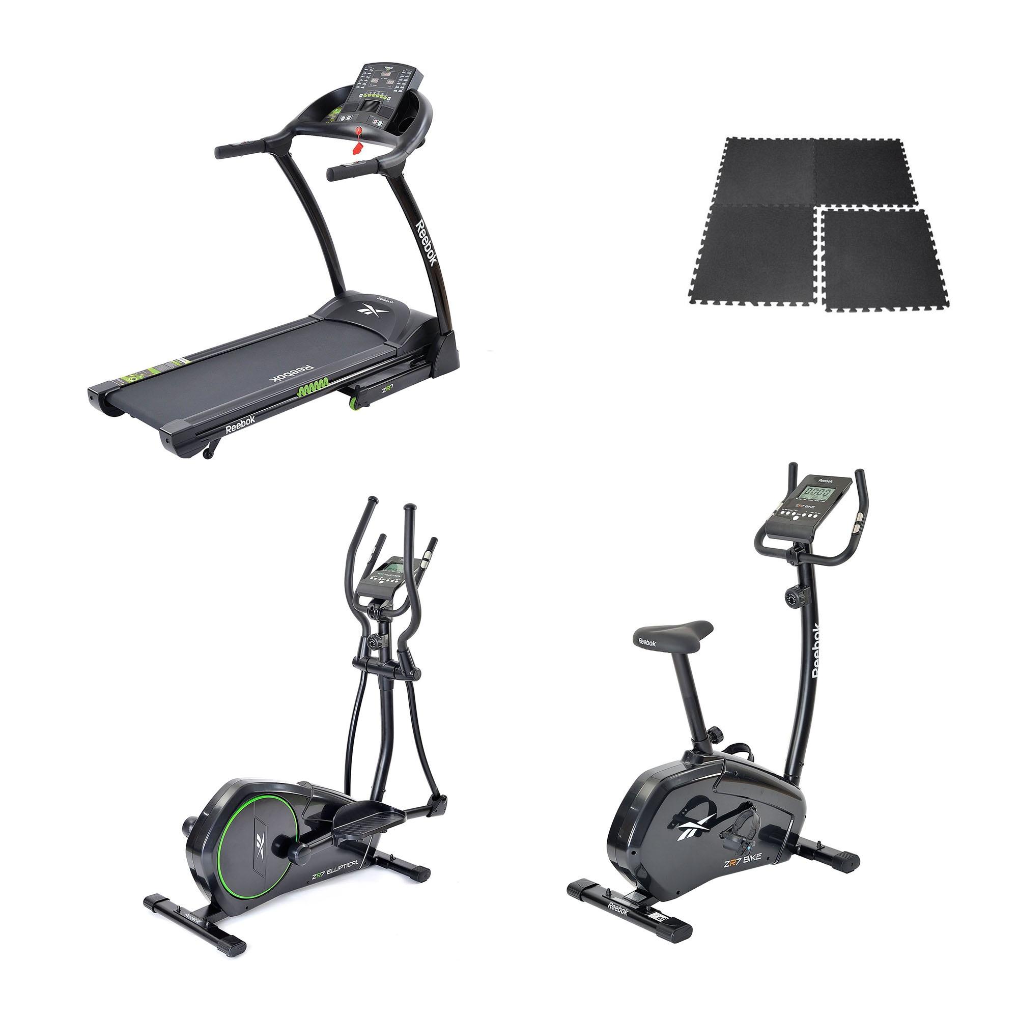 Reebok ZR7 Fitness Package