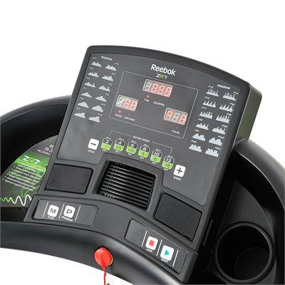 Reebok ZR7 Treadmill Console