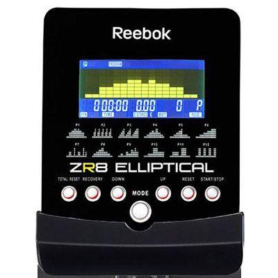 ZR8 console black