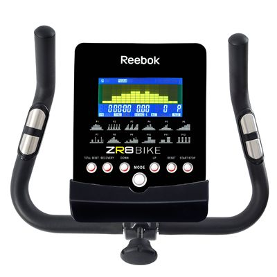 Reebok ZR8 Exercise Bike Console