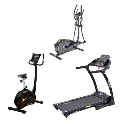 Reebok ZR8 Fitness Package