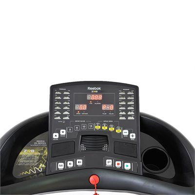 Reebok ZR8 Treadmill Console