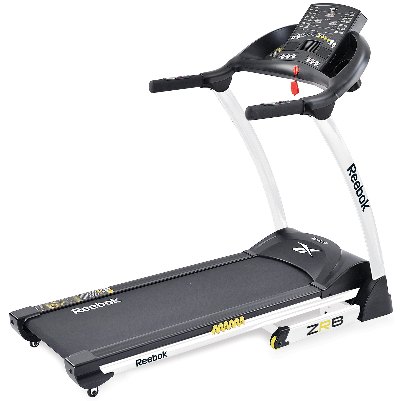 Reebok ZR8 Treadmill  White