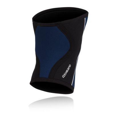Rehband RX 5mm Knee Sleevem - Navy Back
