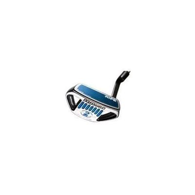 Rife Hybrid Mallet Putter Sole