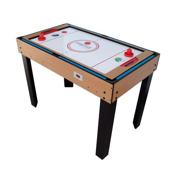 Riley 4ft 12 in 1 multi games table for 12 in one game table
