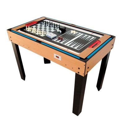 Riley 4ft 12 in 1 Multi Games Table Backgammon