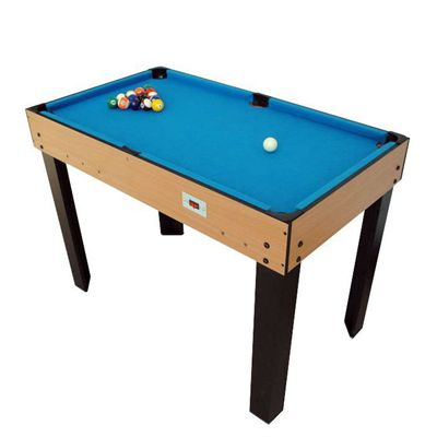 Riley 4ft 12 in 1 Multi Games Table Pole Snooker